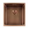 Reginox Miami 40x40 copper