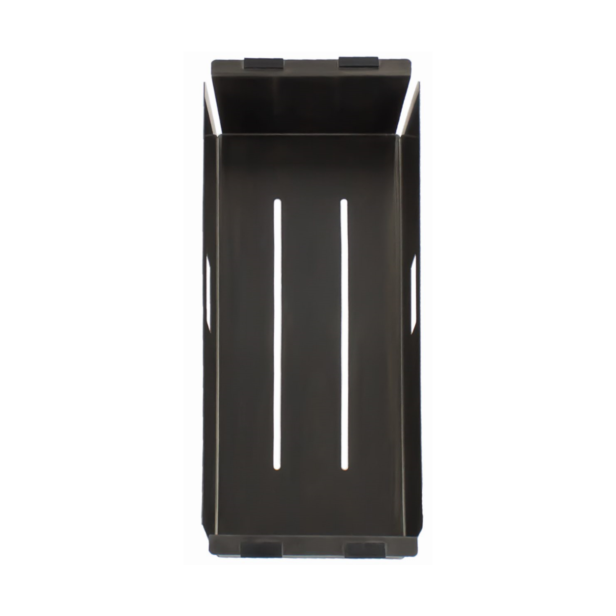 Reginox Miami Accessoire restenbak inzetbak rvs PVD Gun Metal R3001 R30547