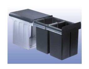 Wesco Profiline Double-Master Maxi 40 DT afvalemmer