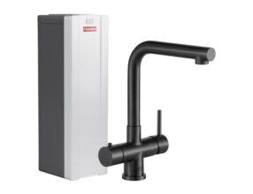 Franke-kokend-waterkraan-Premium3-Mondial-Industrial-Black-Combi-S