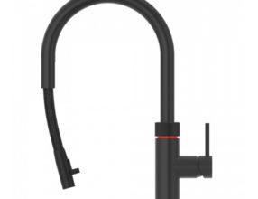 Quooker-Combi-Flex-Zwart-22XBLK-kraan-flex