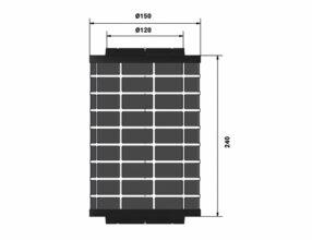 Boretti-Plasmafilter-PURO650-8715775154835-afmetingen